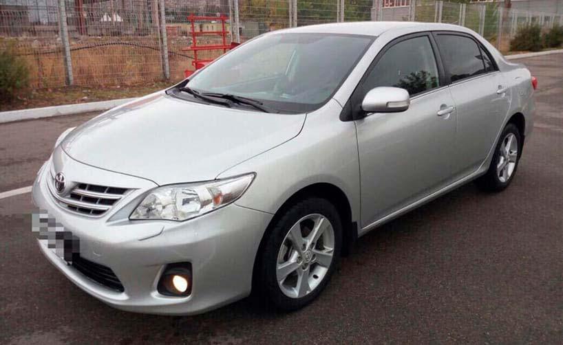 Аренда Toyota Corolla без водителя в Ульяновске